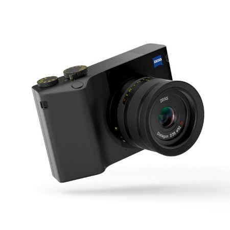 Фурор Фотокины - Zeiss ZX1