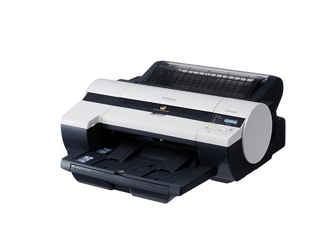 """Купить -  Принтер Canon imagePROGRAF iPF500 17"""""""