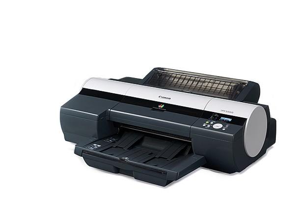 """Купить -  Принтер Canon imagePROGRAF iPF5000 17"""""""