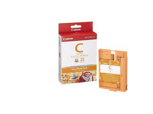 Купить -  Комплект расходных материалов Canon E-C25