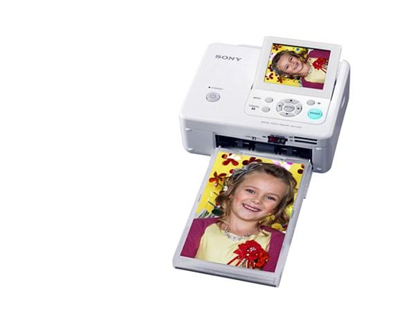 Купить -  Фотопринтер Sony DPP-FP75