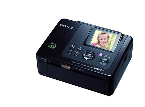 Купить -  Фотопринтер Sony DPP-FP85 Black