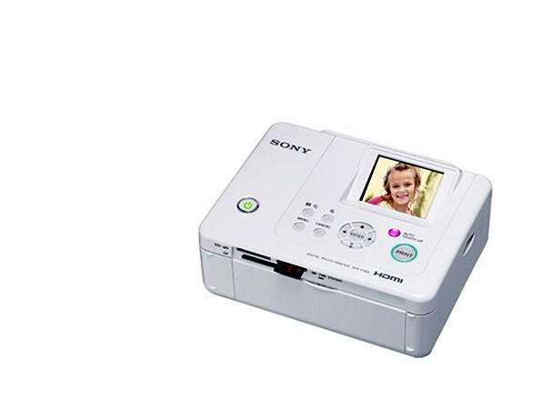 Купить -  Фотопринтер Sony DPP-FP85 White