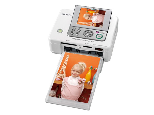 Купить -  Принтер Sony DPP-FP90 White