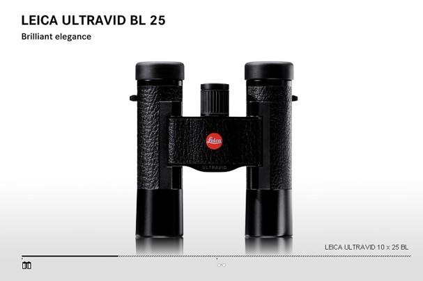 Купить -  LEICA ULTRAVID 10x25 BL  black