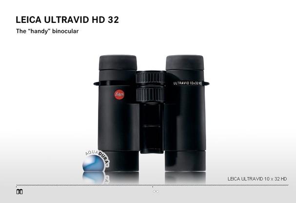 Купить -  LEICA ULTRAVID   8x32 HD