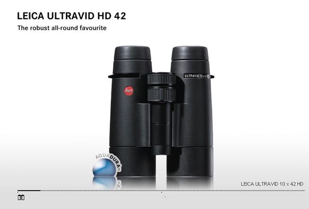 Купить -  LEICA ULTRAVID   8x42 HD