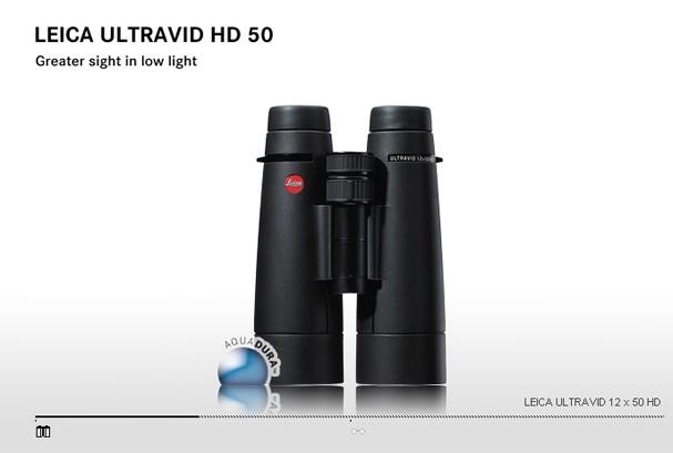 Купить -  LEICA ULTRAVID 10x50 HD