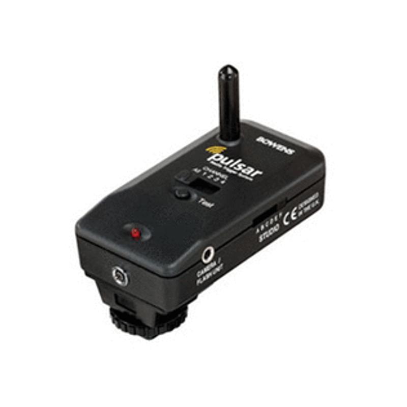 Купить - Bowens Многофункциональный радиосинхронизатор BOWENS PULSAR RADIO TRIGGER (SINGLE UNIT) (BW-5150)