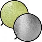 Фото - Bowens Отражатель золото/серебро BOWENS REFLECTOR DISC (81cm) GOLD/SILVER (BW-3225)