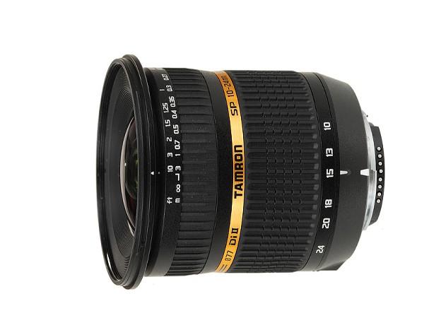 Купить -  Tamron AF SP 10-24mm F/3,5-4,5 Di II LD Asp. Macro для Nikon