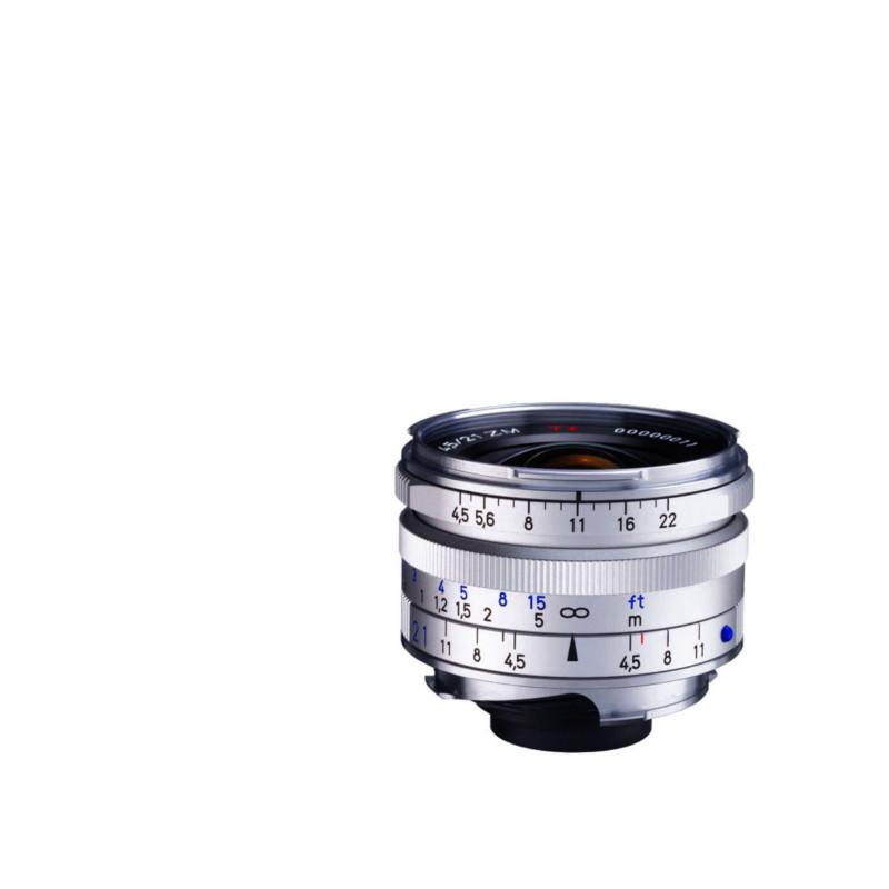 Купить - ZEISS  C Biogon T* 4.5/21 ZM Silver