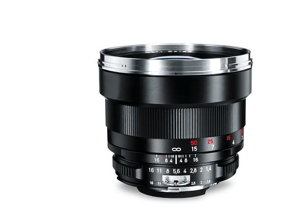 Купить - ZEISS  Planar T* 1,4/85 ZF - объектив с байонетом Nikon