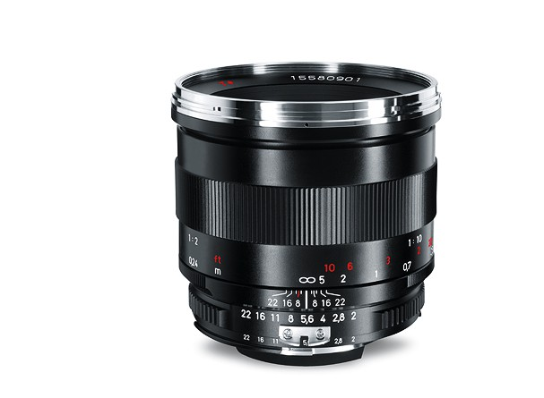Купить - ZEISS  Makro-Planar T* 2/50 ZF - макрообъектив с байонетом Nikon
