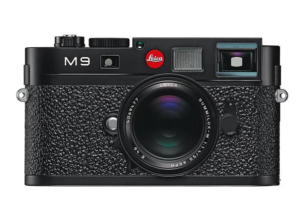 Купить -   LEICA M9 черного цвета