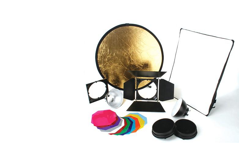 Купить - Bowens Комплект рефлекторов BOWENS ADVANCED LIGHTING REFLECTOR KIT (BW-6665)