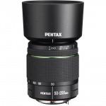 Фото Pentax Pentax SMC DA 50-200mm f/4-5.6 ED WR (Официальная гарантия)