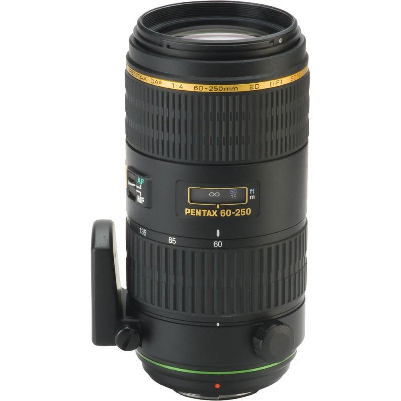 Купить - Pentax Pentax SMC DA* 60-250mm f/4 ED [IF] SDM (Официальная гарантия)