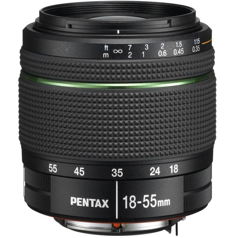 Купить - Pentax Pentax SMC DA 18-55mm f/3.5-5.6 AL WR (Официальная гарантия)