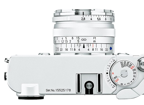 Купить -  Zeiss Ikon Limited Edition + C Biogon T* 2,8/35 ZM kit Silver - дальномерная фотокамера в комплекте с объективом