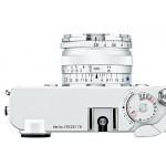 Фото -  Zeiss Ikon Limited Edition + C Biogon T* 2,8/35 ZM kit Silver - дальномерная фотокамера в комплекте с объективом