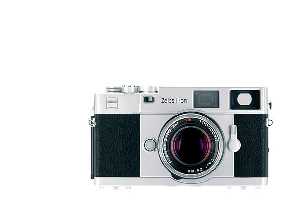 Купить -  Zeiss Ikon Limited Edition + Planar T* 2/50 ZM kit Silver - дальномерная фотокамера в комплекте с объективом