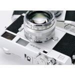 Фото -  Zeiss Ikon Limited Edition + C Sonnar T* 1.5/50 ZM kit Silver - дальномерная фотокамера в комплекте с объективом