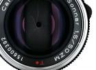 Фото  Zeiss Ikon Limited Edition + C Sonnar T* 1.5/50 ZM kit Silver - дальномерная фотокамера в комплекте с объективом