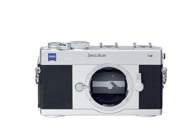 Купить -  Zeiss Ikon SW + C Biogon T* 4.5/21 ZM kit Silver - шкальная Super Wide фотокамера в комплекте с объективом
