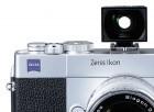 Фото  Zeiss Ikon SW + C Biogon T* 4.5/21 ZM kit Silver - шкальная Super Wide фотокамера в комплекте с объективом