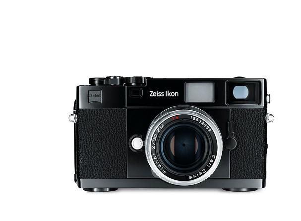 Купить -  Zeiss Ikon + Planar T* 2/50 ZM kit Black - дальномерная фотокамера в комплекте с объективом
