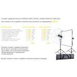Фото -  Готовый студийный комплект BOWENS ESPRIT DIGITAL 1000DX/1000DX KIT (BW-4281)