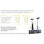 Фото -  Готовый студийный комплект BOWENS ESPRIT DIGITAL 500DX/500DX KIT (BW-4276)