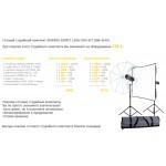Фото -  Готовый студийный комплект BOWENS ESPRIT 1500/1500 KIT (BW-4144)