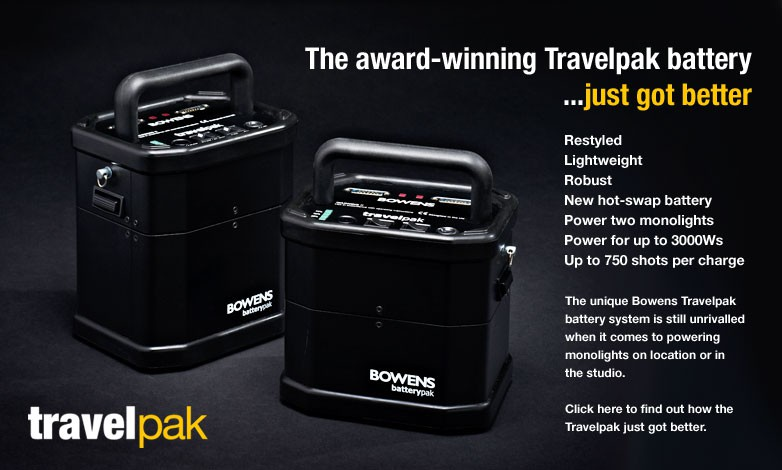 Купить -  Аккумулятор BOWENS LARGE TRAVEL PAK STARTER KIT для моноблоков серии GEMINI (BW-7694)