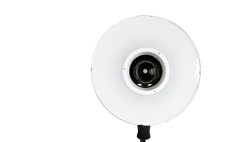 Купить - Bowens Рефлектор BOWENS 110° REFLECTOR WITH DIFFUSER для кольцевой вспышки 3K RINGFLASH PRO (BW-7675)