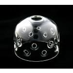 Фото -  Защитный стеклянный колпак (пайрекс) BOWENS MINI HEAD CLEAR DOME для генераторных голов 3K MINI HEAD S TYPE (BW-7657)