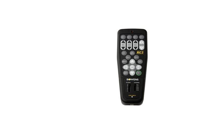 Купить -  Пульт Д/У BOWENS RC-3 REMOTE CONTROL HANDSET (BW-7805)