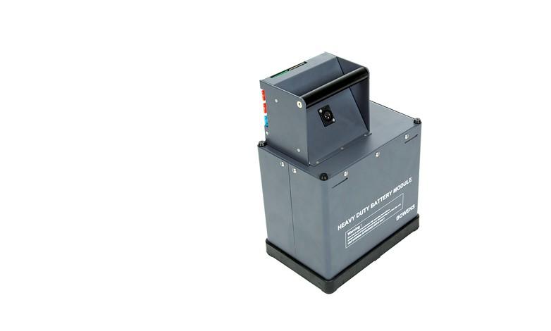 Купить -  Батарея повышенной емкости EXPLORER/TURBO HEAVY DUTY BATTERY для генератора EXPLORER 1500 (BW-7643)