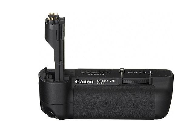 Купить -  Ручка-держатель аккумуляторов Canon BG-E6