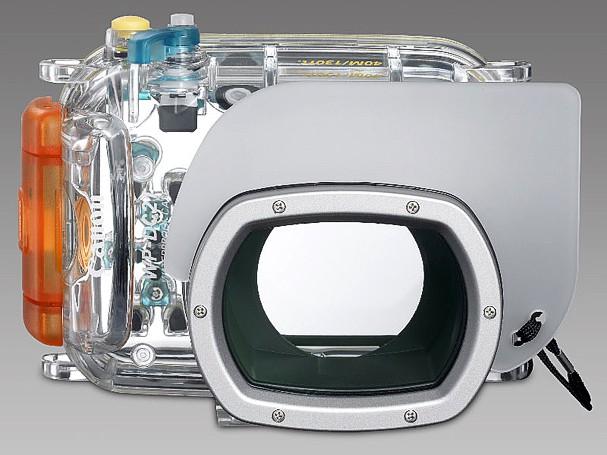 Купить -  Подводный бокс Canon WP-DC21 PowerShot G9