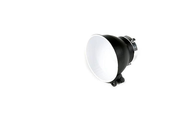 Купить -  Рефлектор BOWENS WIDE ANGLE 120° reflector 15cm with umbrella bracket and white interior (BW-1883)