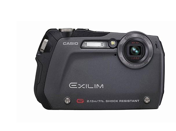 Купить -  Casio Exilim EX-G1 Black