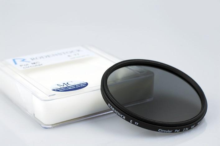Купить -  RODENSTOCK циркулярно-поляризационный светофильтр мультипросветленный Circular Polfilter MC M105