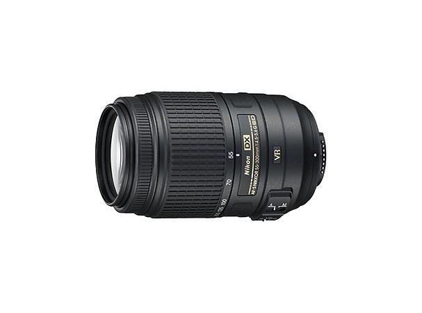 Купить -   Nikon AF-S DX Nikkor 55-300mm f/4.5-5.6G ED VR