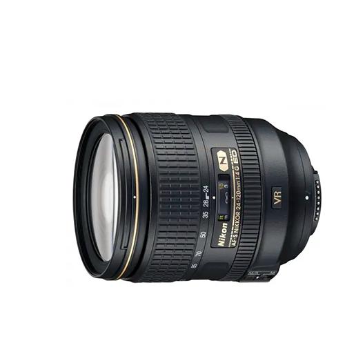 Купить -  Nikon AF-S Nikkor 24-120mm f/4G ED VR