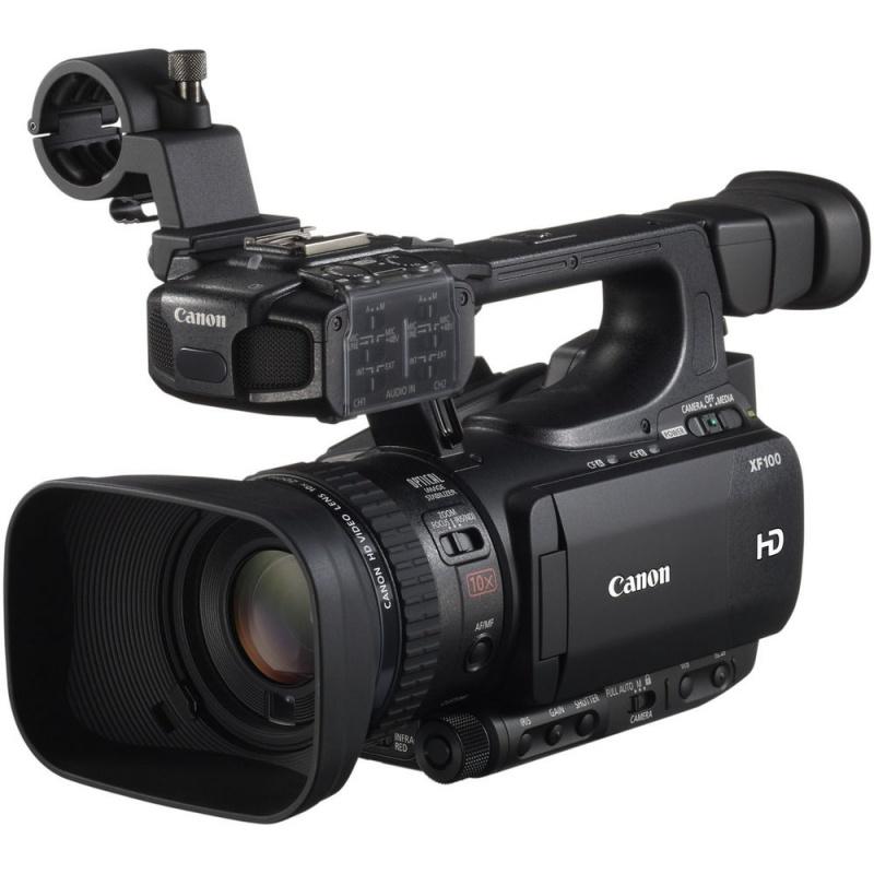 Купить - Canon Canon XF100