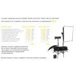 Фото -  Готовый студийный комплект BOWENS GEMINI 250C/250C TRAVEL PAK KIT (BW-4960)