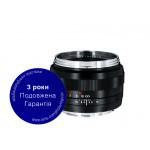 Фото - ZEISS  Planar T* 1,4/50 ZE - объектив с байонетом Canon