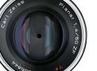 Фото  Carl Zeiss Planar T* 1,4/50 ZS - объектив с резьбовым байонетом M42